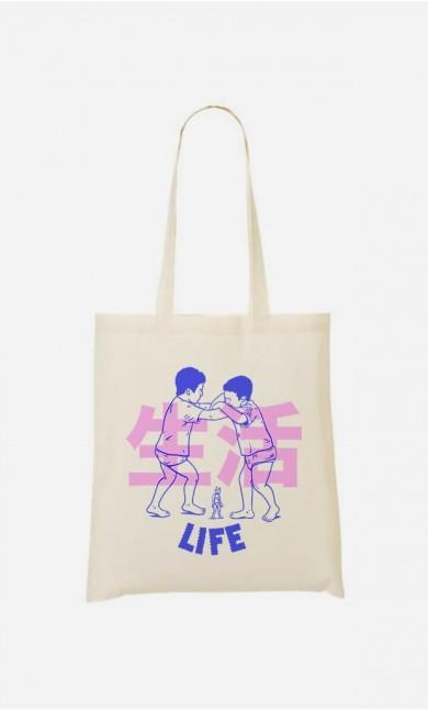 Tote Bag Life