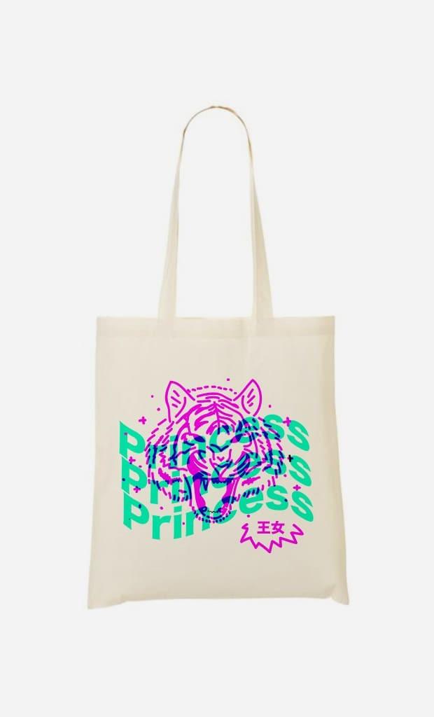 Tote Bag Princess - Rose