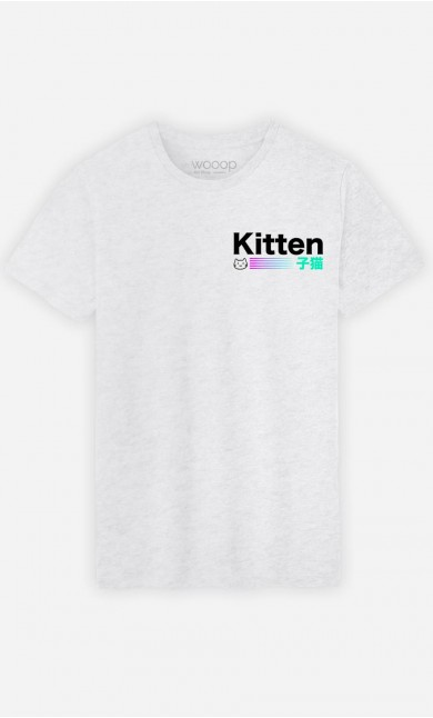 T-Shirt Homme Kitten