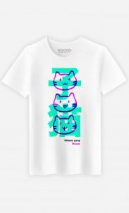 T-Shirt Homme Kittens Gang Wooop