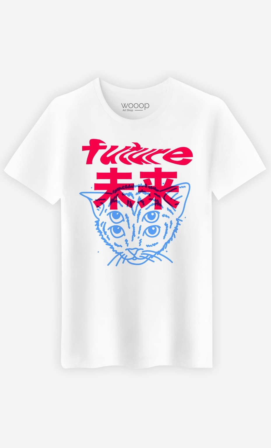 T-Shirt Homme Future