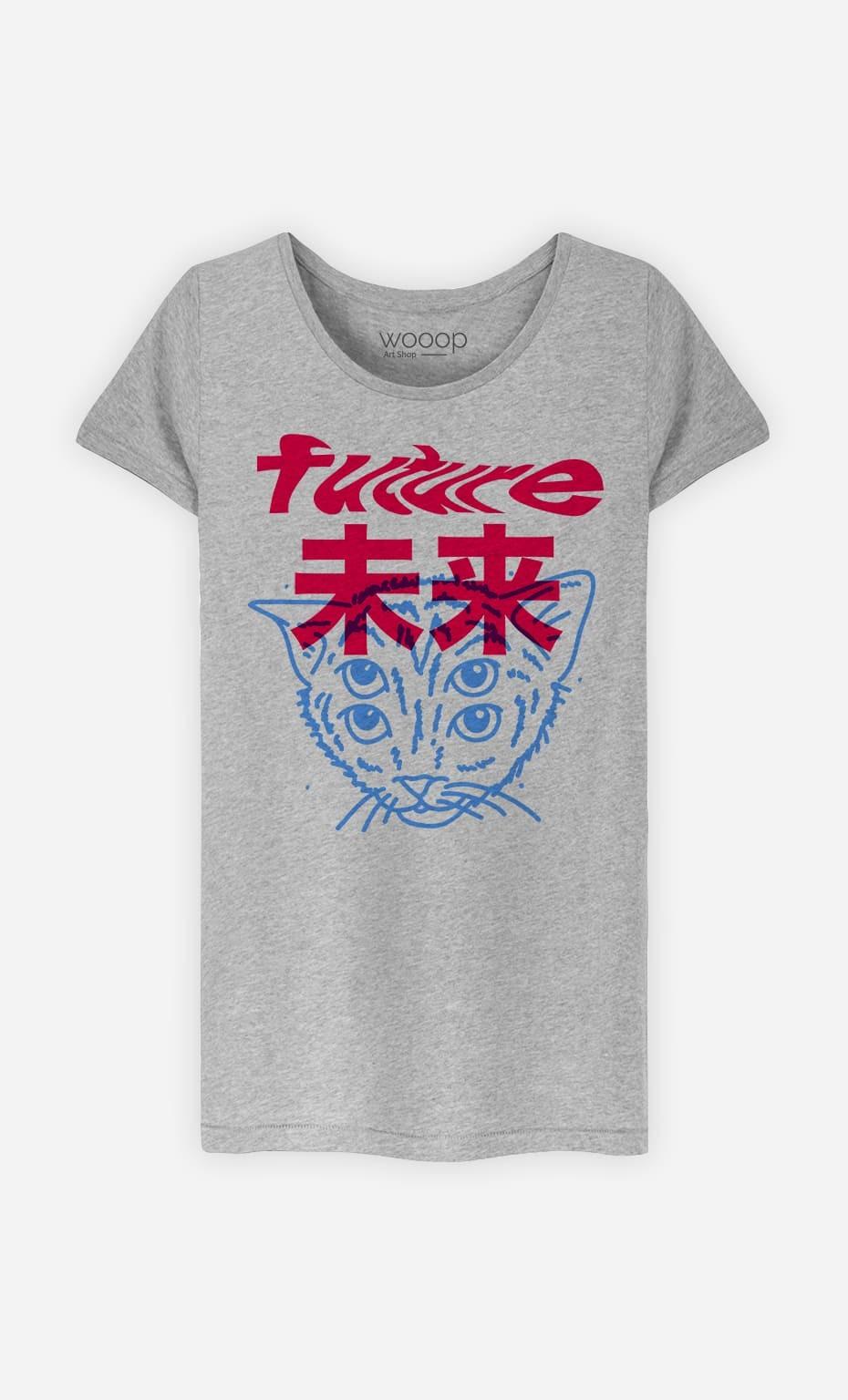 T-Shirt Femme Future
