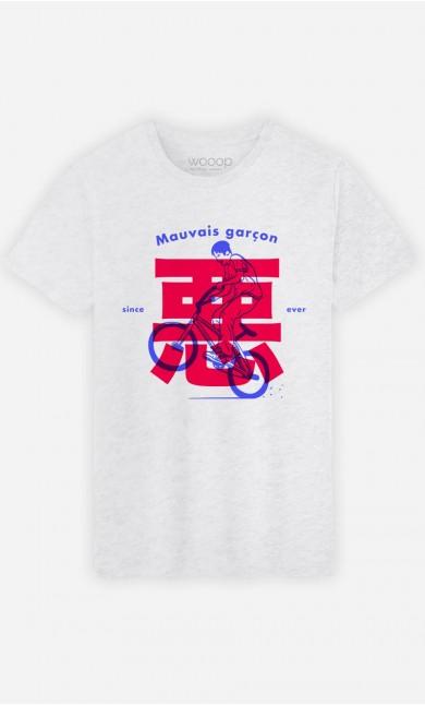 T-Shirt Homme Mauvais Garçon Since Ever