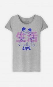 T-Shirt Femme Life