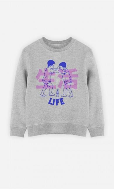Sweat Enfant Life