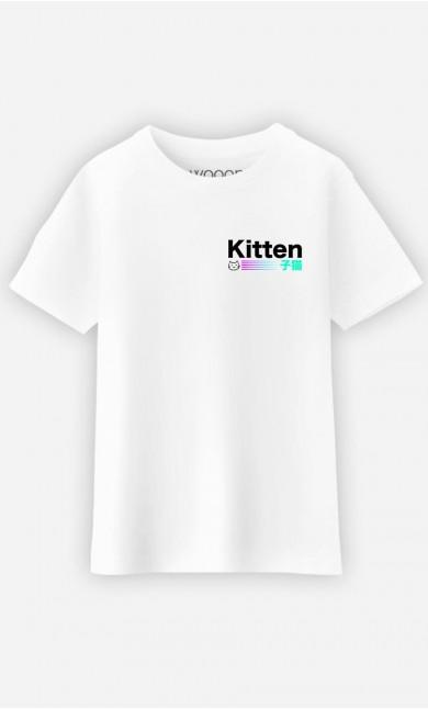 T-Shirt Enfant Kitten