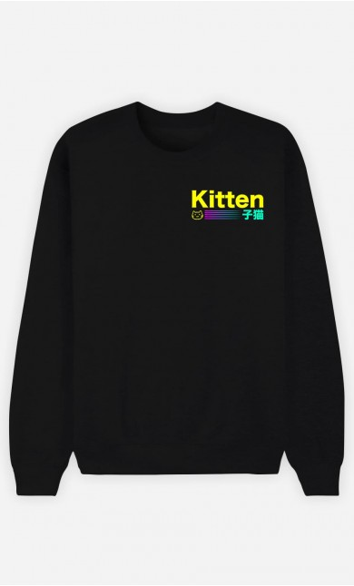 Sweat Homme Kitten