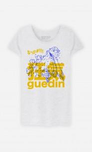 T-Shirt Femme Guedin