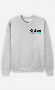 Sweat Femme Kitten