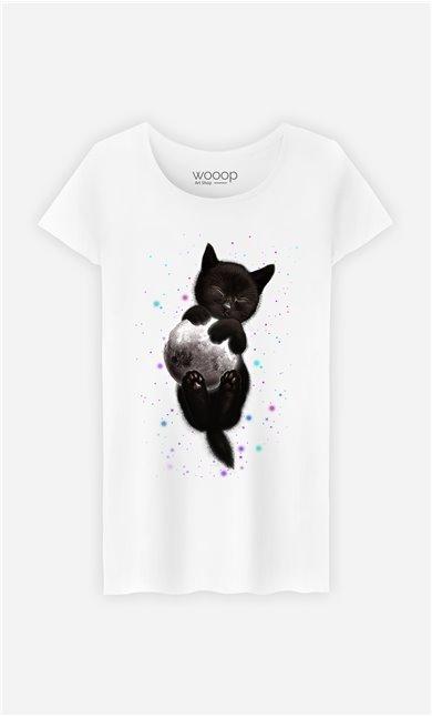 T-Shirt Blanc Femme Norma