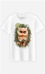 T-Shirt Blanc Homme Autumn Metal Festival