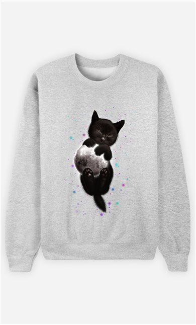 Sweat Gris Homme Norma