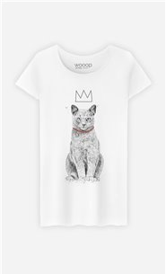 T-Shirt Femme King of everything
