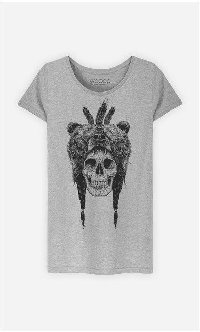 T-Shirt Femme Dead Shaman