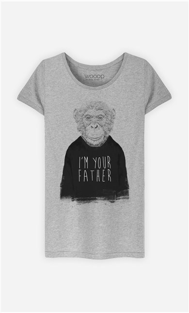 T-Shirt Femme I'm your Father