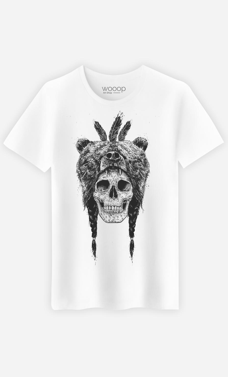 T-Shirt Homme Dead Shaman