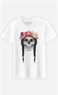 T-Shirt Homme Festival Skull