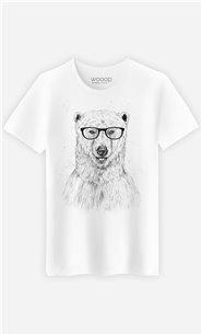 T-Shirt Homme Geek Bear