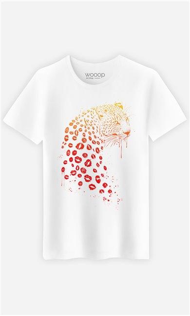T-Shirt Homme Kiss me