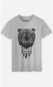 T-Shirt Homme Don't wake the bear