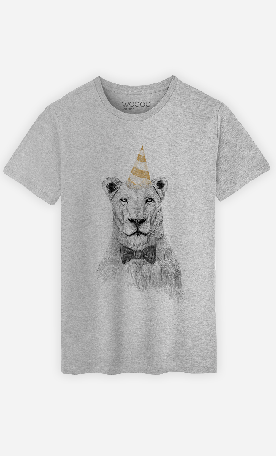 T-Shirt Homme Get the party started