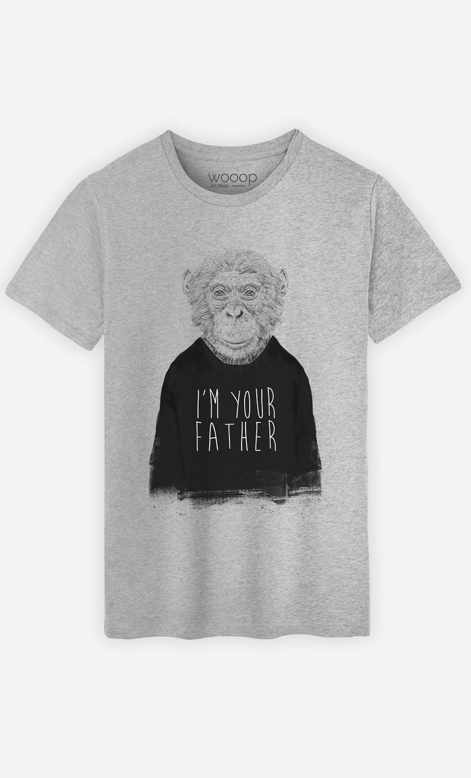 T-Shirt Homme I'm your Father