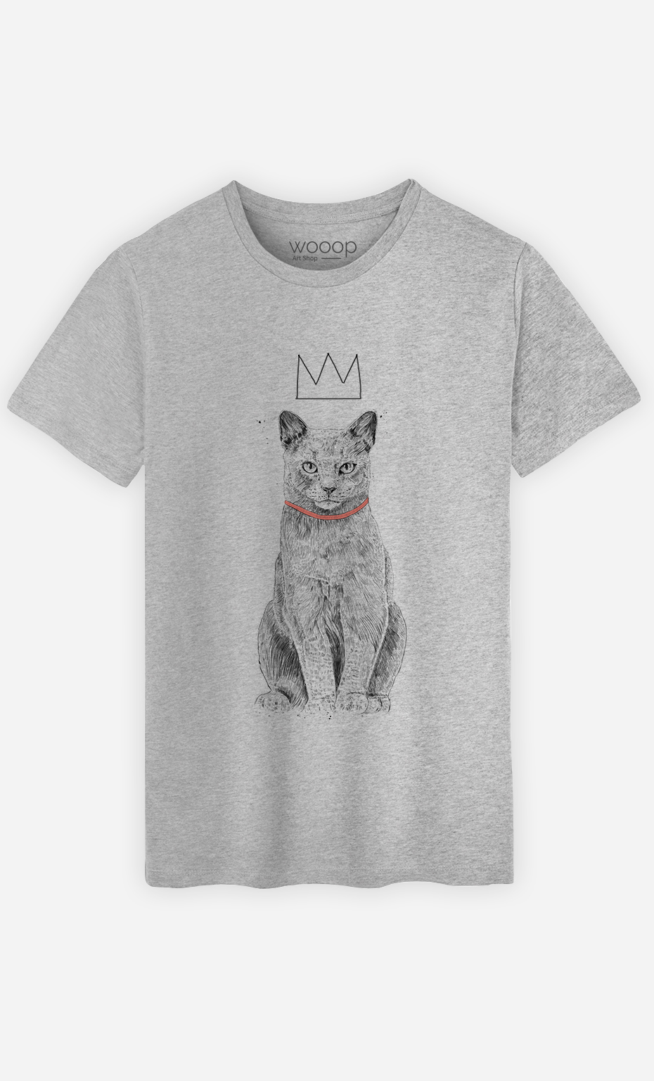 T-Shirt Homme King of everything