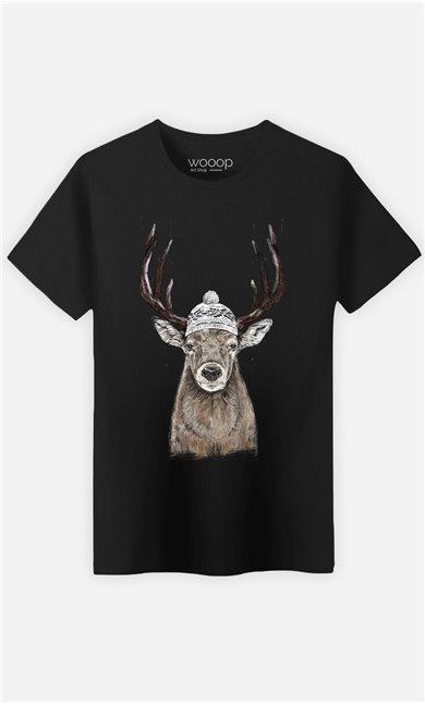 T-Shirt Homme Let's go outside