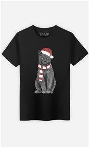 T-Shirt Homme Xmas Cat