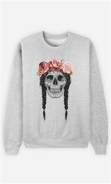 Sweat Femme Festival Skull