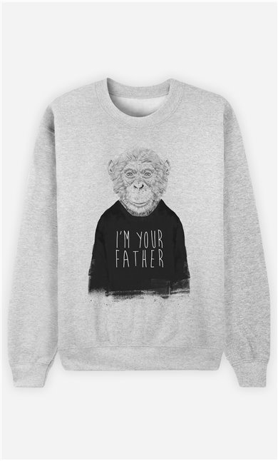 Sweat Femme I'm your Father