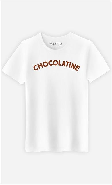 T-Shirt Homme Chocolatine