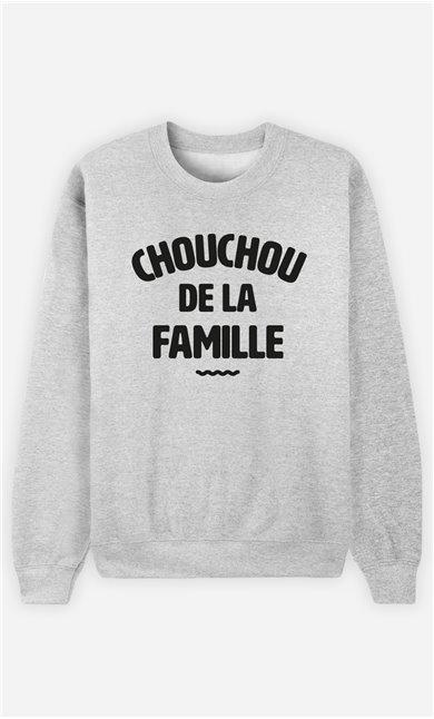 Sweatshirt Homme Chouchou de la Famille