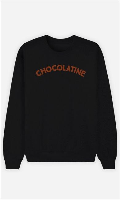 Sweatshirt Homme Chocolatine