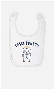 Bavoir Bébé Casse Bonbon