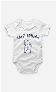 Body Bébé Casse Bonbon