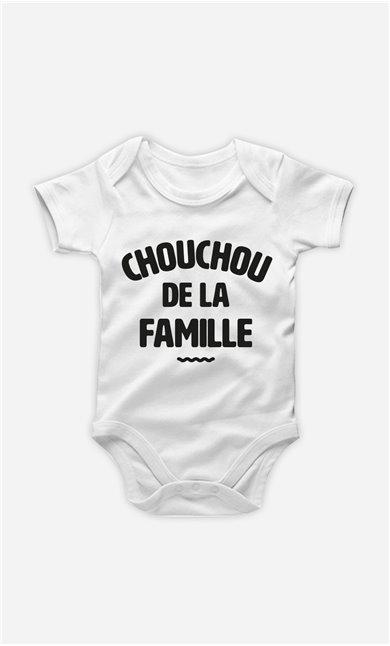 Body Bébé Chouchou de la Famille