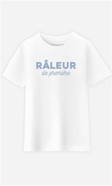T-Shirt Enfant Râleur de première