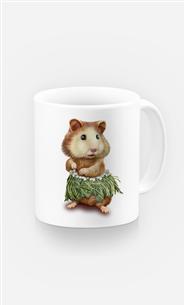 Mug Hamster Hula