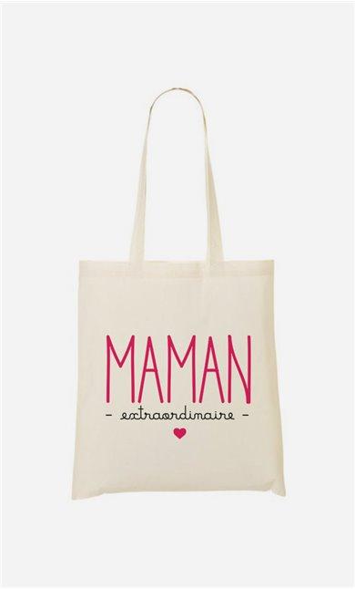 Tote bag Maman Extraordinaire