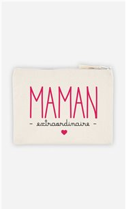 Pochette Maman Extraordinaire