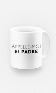 Mug Appelle-moi El Padre