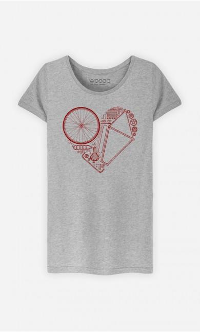 T-Shirt Femme Tee