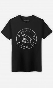 T-Shirt Homme Frog Society