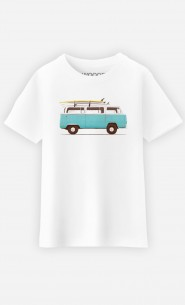 T-Shirt Enfant Blue Van