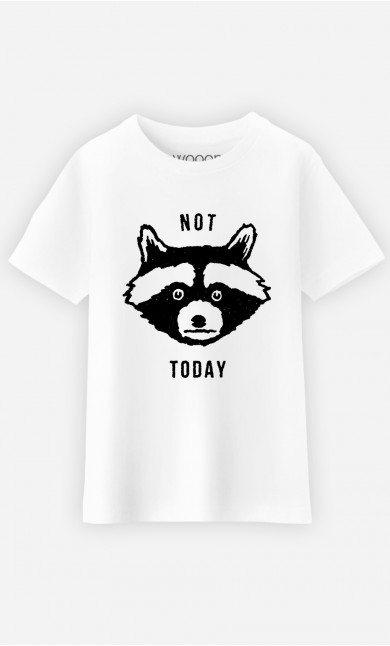 T-Shirt Enfant Not Today