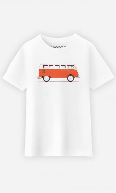 T-Shirt Enfant Red Van