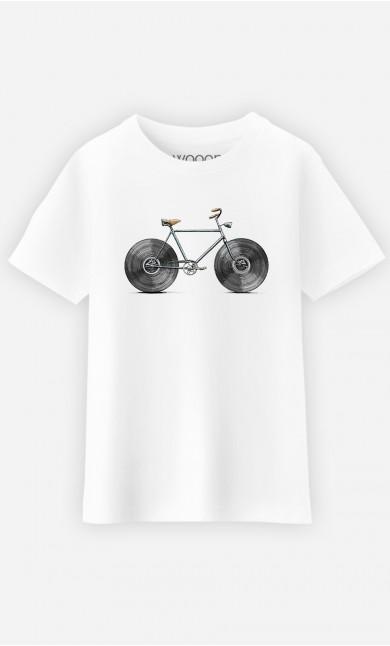 T-Shirt Enfant Velophone