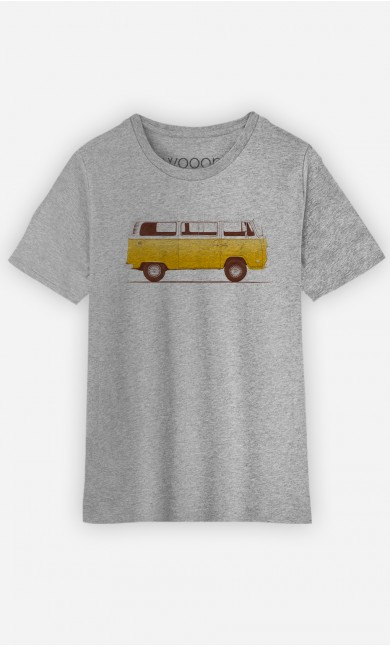 T-Shirt Enfant Yellow Van