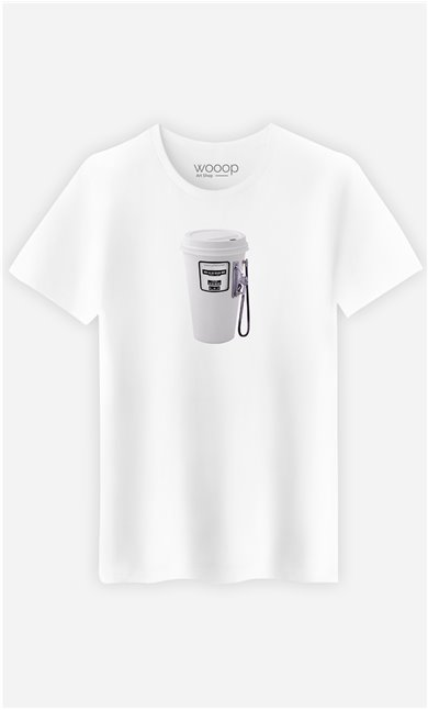 T-Shirt Homme Coffee Fuel